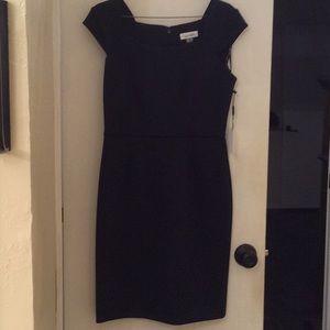 Calvin Klein indigo dress